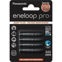 Panasonic Eneloop Pro ΑAA (4 τμχ)
