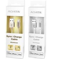 Adata Καλώδιο σύνδεσης Iphone αλουμίνιο 1Μ