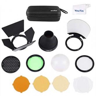 Godox Accessory Kit για H200R Round Flash Head