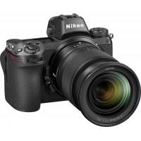 Nikon Z6 24-70mm & Mount Adapter Φωτογραφική Μηχανή Mirrorless