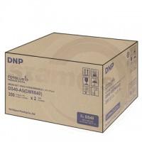 Χαρτί για τον Εκτυπωτή DNP DS DS-620 DNP DM57/620 460 Φωτογραφίες 13x18cm