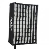 Godox Softbox 30x45cm με grid, συμβατό με το Godox FL6Flexible LED Light.
