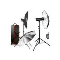 Godox SK400II-KIT – Manual Studio Flash Kit με 2x SK400II