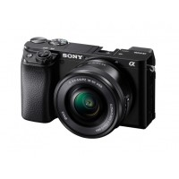Sony a6100 APS-C Camera,kit with SELP1650