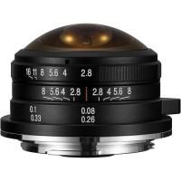 Laowa VE428MFT – 4mm f/2.8 Fisheye Sony E-mount (APS-C) Φακός