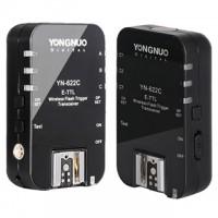 Yongnuo YN-622C - Σετ E-TTL ραδιοσυχνοτήτων για μηχανές Canon