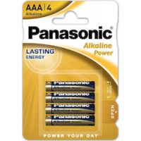 Panasonic LR03APB/4BP Αλκαλικές μπαταρίες ΑΑA