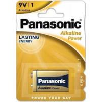 Panasonic 6LR61APB/1BP Αλκαλικές μπαταρίες 9V