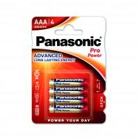 Panasonic LR03PPG/4BP Αλκαλικές μπαταρίες ΑΑA Pro Power Gold