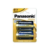 Panasonic LR20APB/2BP Αλκαλικές μπαταρίες D