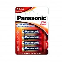 Panasonic LR6PPG/4BP Αλκαλικές μπαταρίες ΑΑ Pro Power Gold