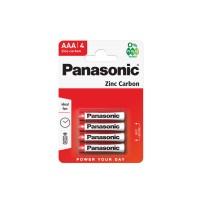 Panasonic R03RZ/4BP Απλές μπαταρίες ΑAA