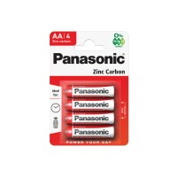 Panasonic R6RZ/4BP Απλές μπαταρίες ΑA