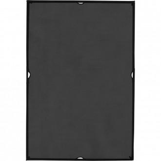 Westcott 1827 – Scrim Jim Cine Double Net Fabric 1.2 x 1.8m (4 x 6′)