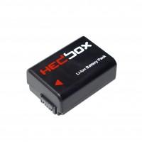 Hedbox HED-FW50 - Επαναφορτιζόμενη μπαταρία λιθίου για Sony mirrorless μηχανές