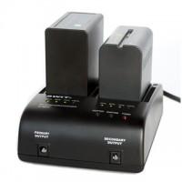 Swit φορτιστές μπαταριών για Sony L, Panasonic CGA και Canon BP σειρές