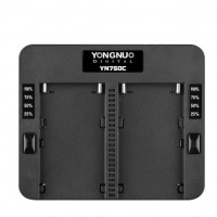 Yongnuo YN750C - Διπλός ταχυφορτιστής μπαταριών τύπου Sony L