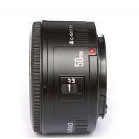 Yongnuo YN50 - Φακός Yongnuo 50mm f1.8 για Canon μηχανές.