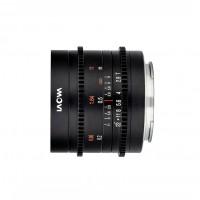 Laowa VE929MFTC– 9mm T2.9 Zero-D Cine MFT Mount Φακός