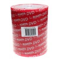 Ridata DVD-R Χωρίς Λογότυπο, 100 τεμάχια Shrink