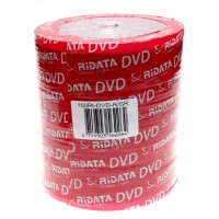Ridata DVD-R, 100 τεμάχια Shrink