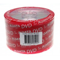Ridata DVD-R, 50 τεμάχια Shrink