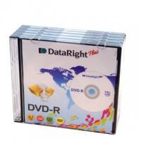 DataRight DVD-R σε Slim Case