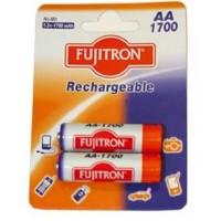 FUJITRON επαναφορτιζόμενες μπαταρίες AA 1700