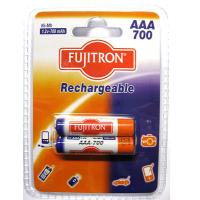 FUJITRON επαναφορτιζόμενες μπαταρίες AAA 700