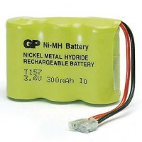 GPT 157 μπαταρία ασυρμάτου τηλεφώνου NiMh