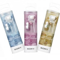 SONY MDR-EX33 Ακουστικά σιλικόνης