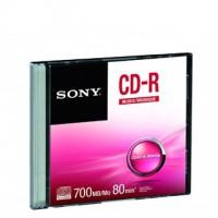 Sony CDR audio