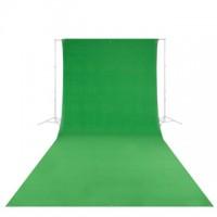 Godox MB120 – Πράσινο Υφασμάτινo Φόντo 3x6m