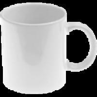 Κεραμική κούπα λευκή 11oz