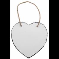 Πέτρα καρδία κρεμαστή 18x18 cm