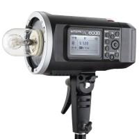 Godox WITSTRO AD600B – TTL 600ws Studio Flash με ενσωματωμένη μπαταρία λιθίου και ραδιοσυχνότητα 2.4GHz