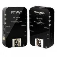 Yongnuo YN-622N - Σετ i-TTL ραδιοσυχνοτήτων για μηχανές Nikon