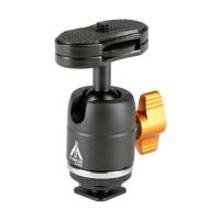 E-IMAGE A08R - Ball κεφαλή µε Hot shoe adapter
