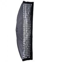 Godox Softbox Bowen's Mount,Aluminum Ring Adaptor με Grid 80x120cm